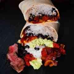 Lagarto Mexican Grill - Burrito