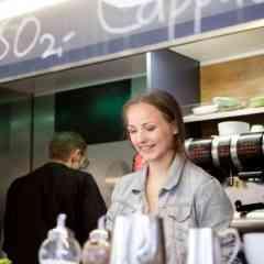 BITEN - BIO Foodtruck/Café - SLOKOFFIE & Kuchen - PIZZA, Goldmilch