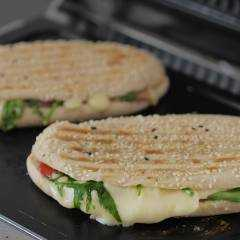 Suppen, Wraps, Panini, Salate & mehr