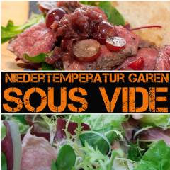 International-Streetfood by Toni Tänzer - Sous Vide