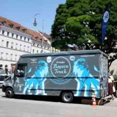 Impressionen Bayern Truck