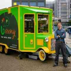 Impressionen Greeny Foodtruck
