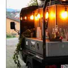 Logo - studer's - Unser Piaggio Ape  buchbar als Mobile Kaffeebar oder  Mobilen Prosecco und Bier Bar.  Je nachdem was gewünscht wird. auch für Ihren Anlass der Hingucker.