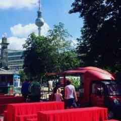 Rote Pause - Der MEGA MINI Foodtruck - RotePause_open