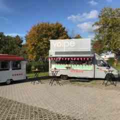 VOLPE-Fladen, BBQ, Suppen, Salate & mehr