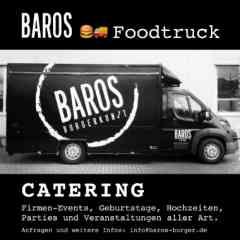 BAROS Burgerkunzt - BAROS Foodtruck Catering