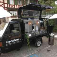 Logo - studer's - Unser Piaggio Ape selbst ausgebaut zur Mobilen Kaffee oder Prosecco und Bier Bar, so wie es vom Kunden gewünscht wird