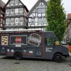 Food Fahrbrik - Truck groß Melsungen