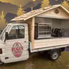 Rugenalp - das Raclette Mobil - Impression 1 Rugenalp - das Raclette Mobil