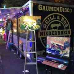 Grill & BBQ Niederrhein - Trailer GaumenDisco