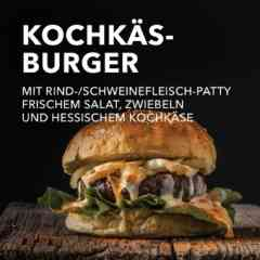 FINE - Kochkäs-Burger