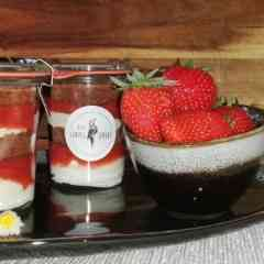 Der.Genuss.Specht - Erdbeer Trifle - ein Traum in Rot