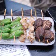 Impressionen Yakitori - Japanese Street Food