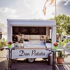 Logo - Don Patata - Ofenkartoffeln mit hausgemachten Soßen, Fleisch und/oder Gemüse gefüllt.