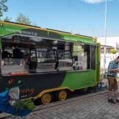 Greeny Foodtruck - Impression 1 Greeny Footruck