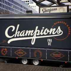 Impressionen Champions Food Truck