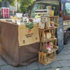Impressionen Craft Coffee Kaffeetruck