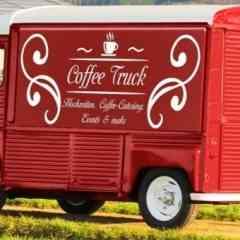 LEVION Coffee Truck - Impression 2 LEVION Coffee Truck