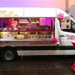 Impressionen WaffelKRAM - Belgische Waffeln Nachtisch Dessert Food Truck Catering