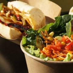 Cheesesteak Sandwiches, handcut Fries
