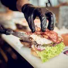 Impressionen Lieblingsburger Food Truck & Catering