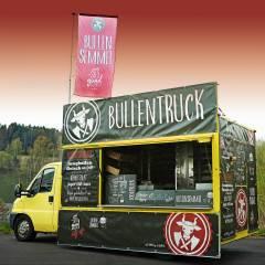 Impressionen Bullen-Truck