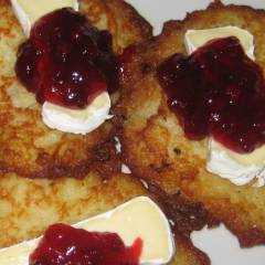 Impressionen Kartoffelpuffer - Edel und lecker