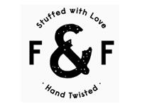 Logo Foodtruck Flo und Floris gfüllte Brezn