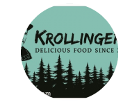 Logo Foodtruck Krollingers delicious Food