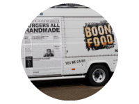 Logo Boon Food FoodTruck