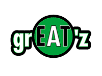 Logo grEAT'z - The Freshfood Truck - Frische Burger aus regionalen Zutaten & more