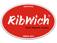 Logo RibWich Truck 2 - Barbecue & more
