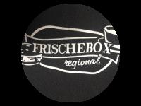 Logo Frischeboxregional - Burger, Pommes, italienischer Kaffee