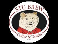 Logo Stu Brew Coffee & Drinks