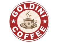 Logo Foodtruck Goldini Coffee