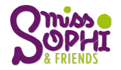 Logo Foodtruck Miss Sophi & Friends