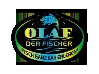 Logo Olaf der Fischer