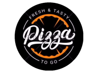 Logo Foodtruck Pizza da Mario