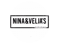 Logo Nina & Velja's Kitchen
