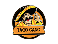 Logo Foodtruck Taco Gang