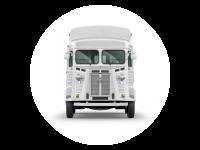 Logo HYGO Foodtruck - Gourmet Hot Dogs, Macarons, Kaffee usw.