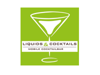 Logo Foodtruck Liquids-Cocktails Caravan Bar