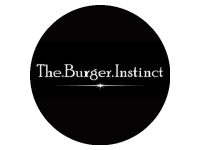 Logo The.Burger.Instinct - Burger, Burger Bowl, Veggie Burger