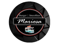 Logo Burger Mariosa - Burger, Fries, Smoothies, Salate