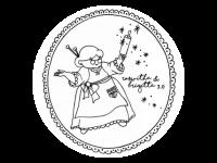 Logo veganes italienisches und fränkisches soulfood - Vegane Mittagsgerichte, Kuchen, Torten