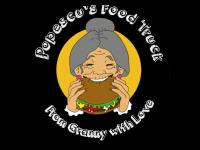 Logo Foodtruck Popescu´s Food Truck