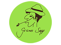 Logo Foodtruck Grüner Sepp