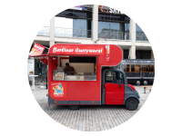 Logo Curry Foodtruck