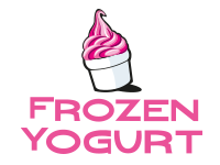 Logo Frozen Yogurt Foodtruck
