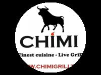 Logo CHIMI GRILLT - Flank vom Grill